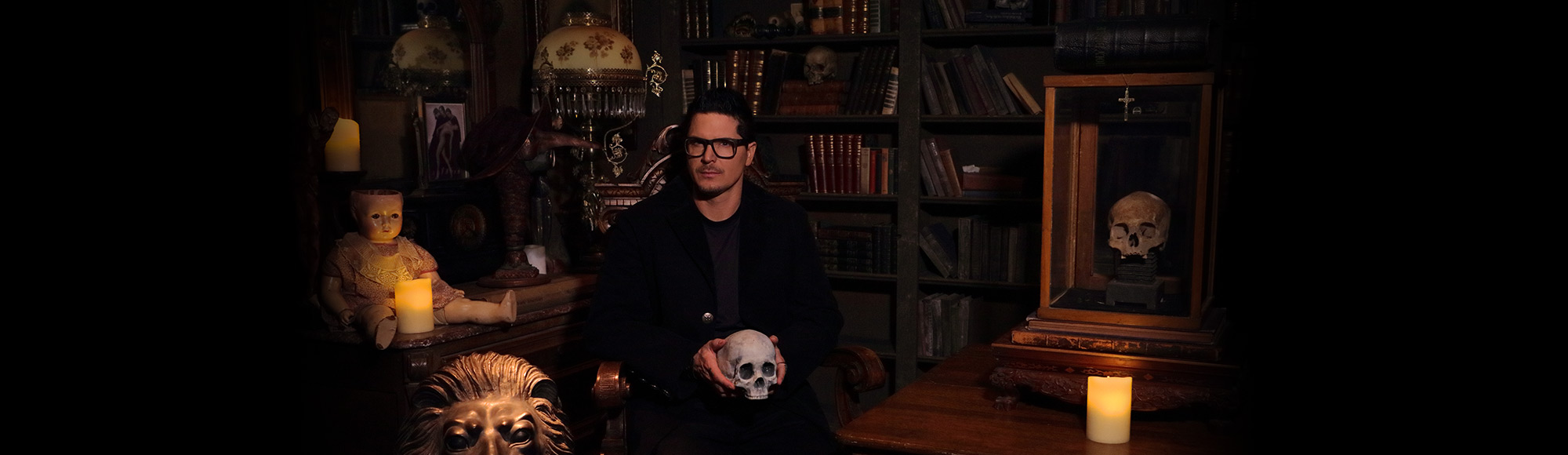 Zak Bagans' The Haunted Museum attraction