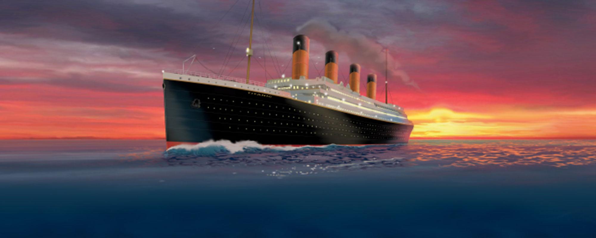 Titanic Artifact Exhibition attraction