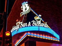 Triple B: Backstage, Bar & Billiards