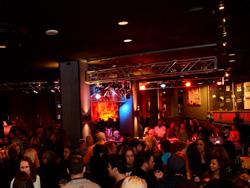 Vince Neil's Party Bus Bar