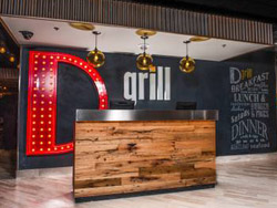 D Grill