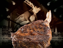 Homestead Steakhouse at Caesars Palace