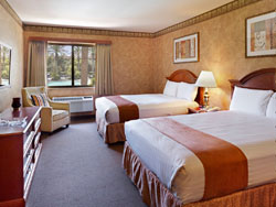 Silver Sevens Hotel Guest Rooms