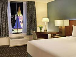 Excalibur Royal Superior King Room