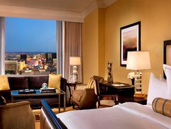 Trump International Hotel & Tower Suite Las Vegas Strip View