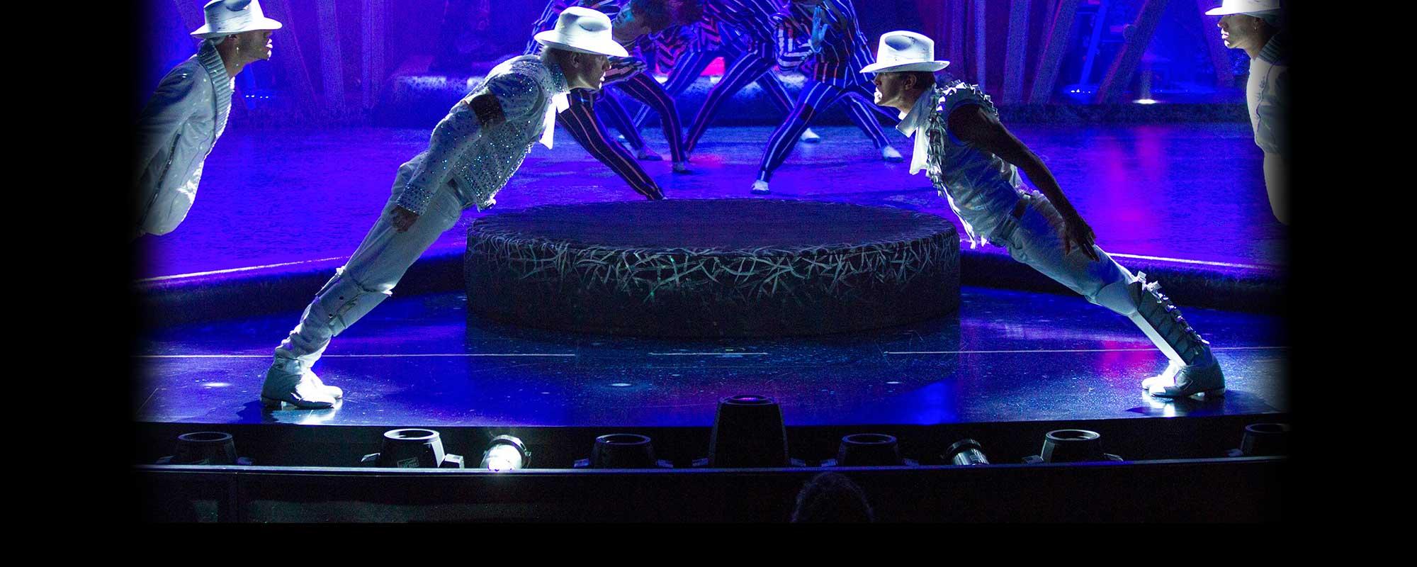 Michael Jackson ONE by Cirque du Soleil show