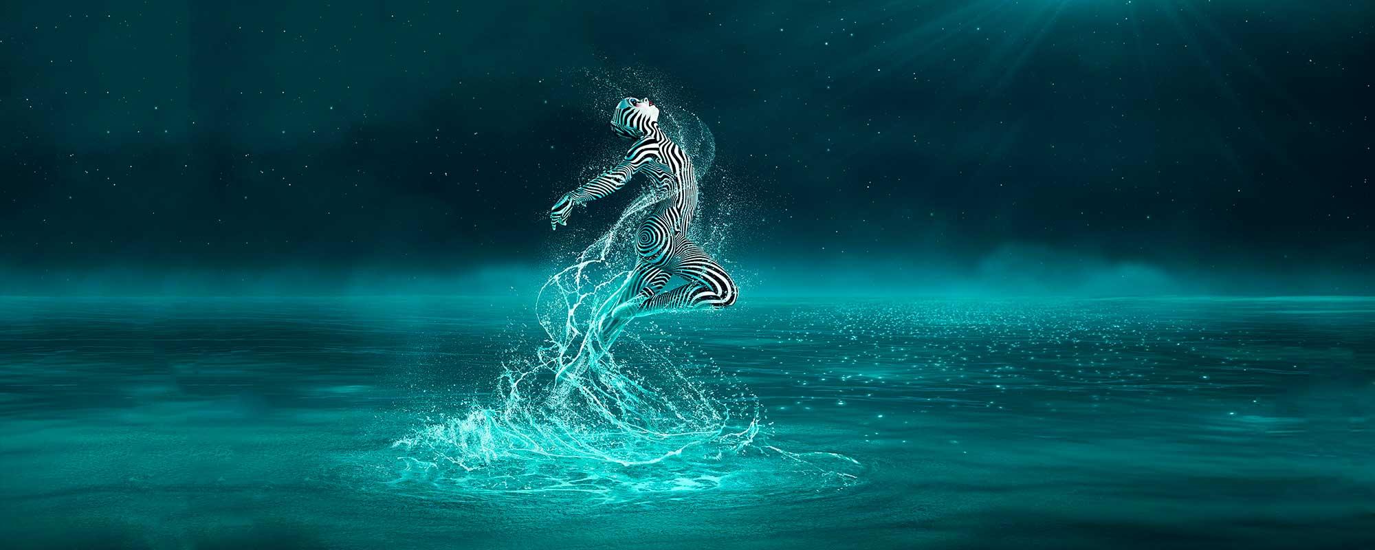 Image result for cirque du soleil aqua