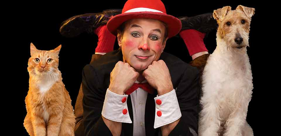 Gregory Popovich's Comedy Pet Theater