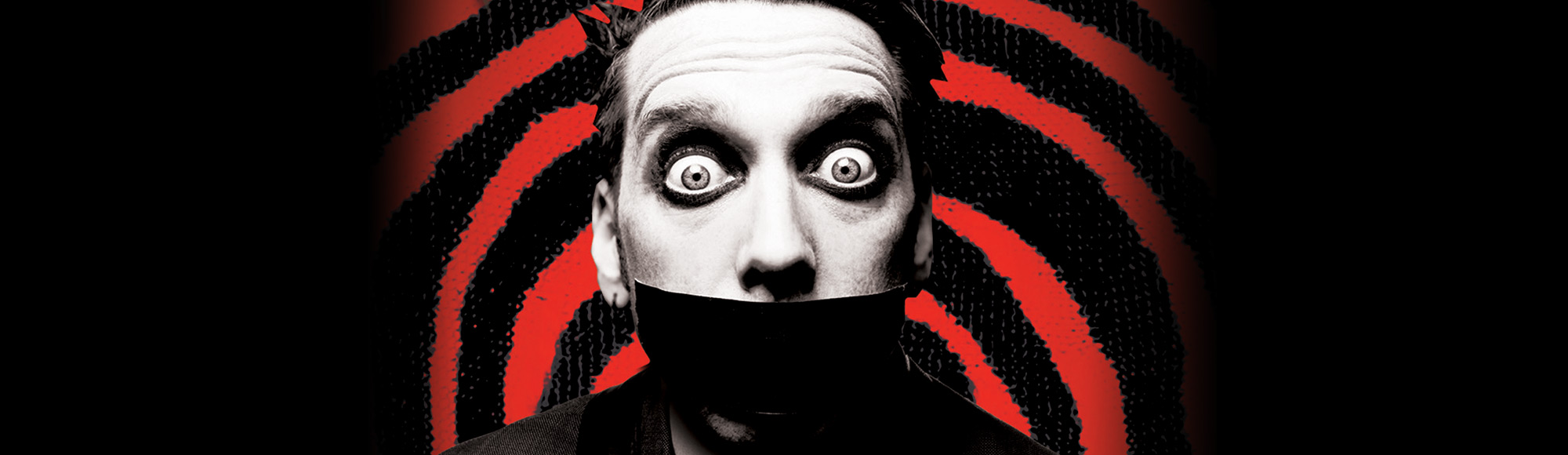 Tape Face show