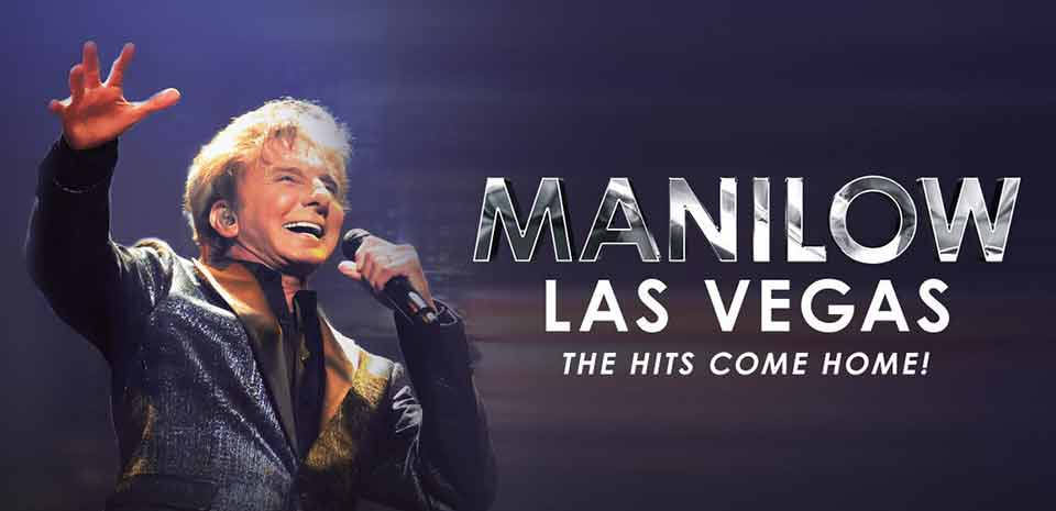 Barry Manilow: The Hits Come Home