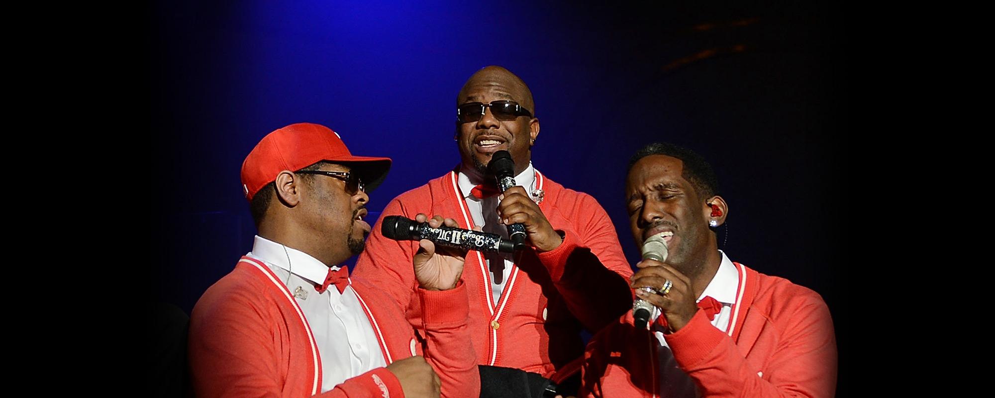 Boyz II Men Show Las Vegas: Tickets & Reviews | Vegas com
