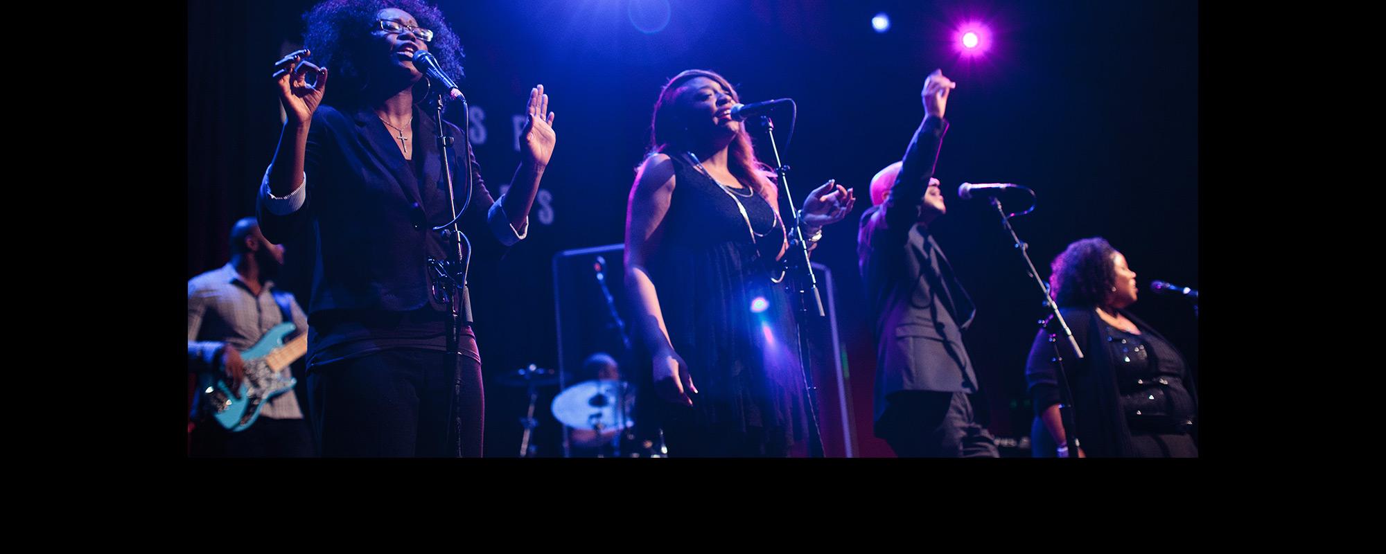 World Famous Gospel Brunch at House of Blues show