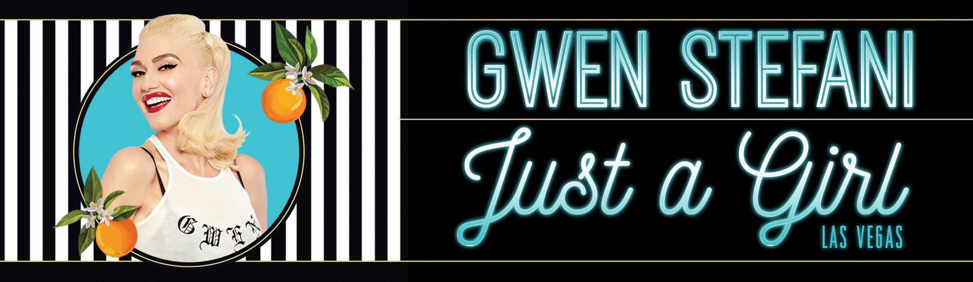 Gwen Stefani: Just A Girl show