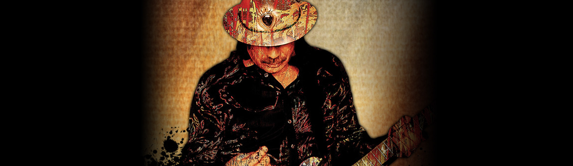 An Intimate Evening with SANTANA: Greatest Hits Live! show