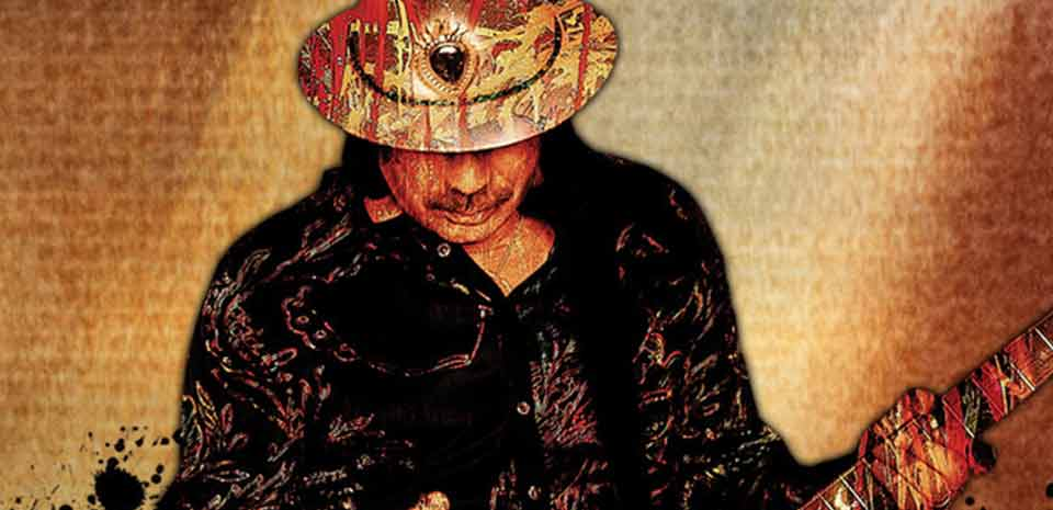 An Intimate Evening with SANTANA: Greatest Hits Live!