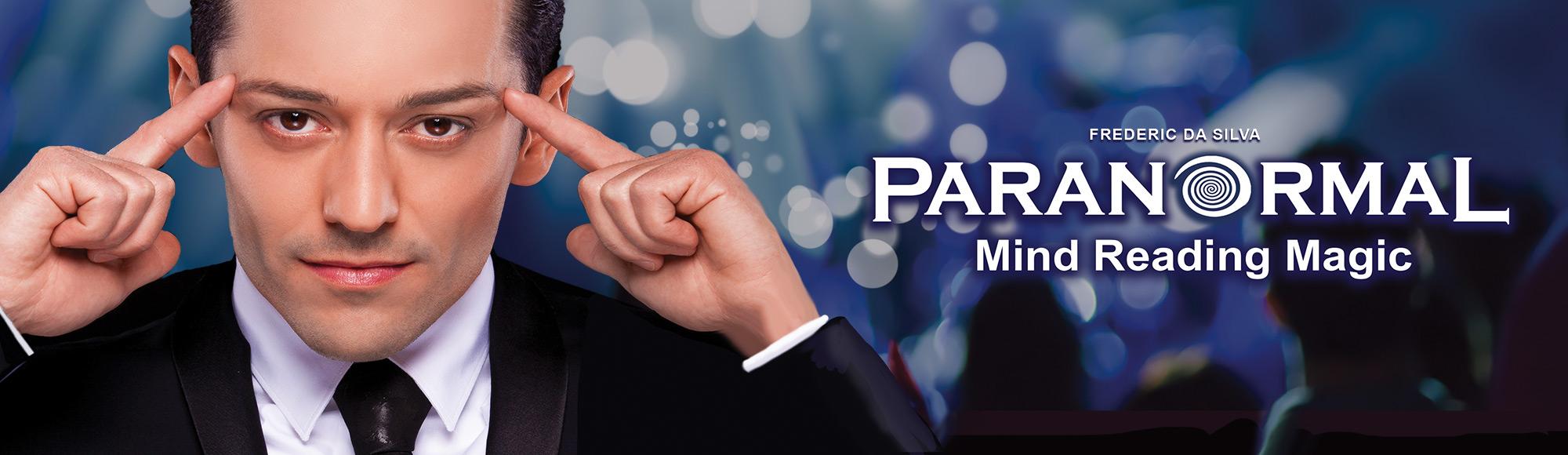 Paranormal Mind Reading Magic Show Las Vegas: Tickets