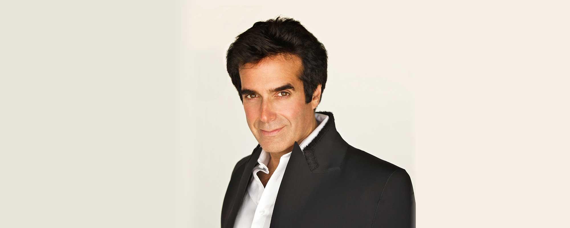 David Copperfield show