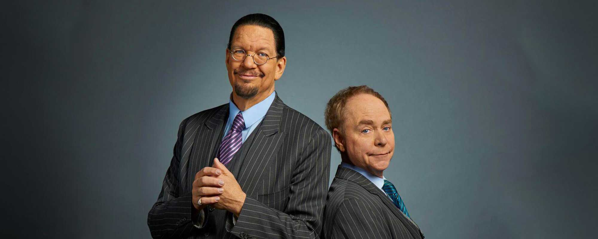 Penn Teller Show Las Vegas Tickets Reviews Vegas Com