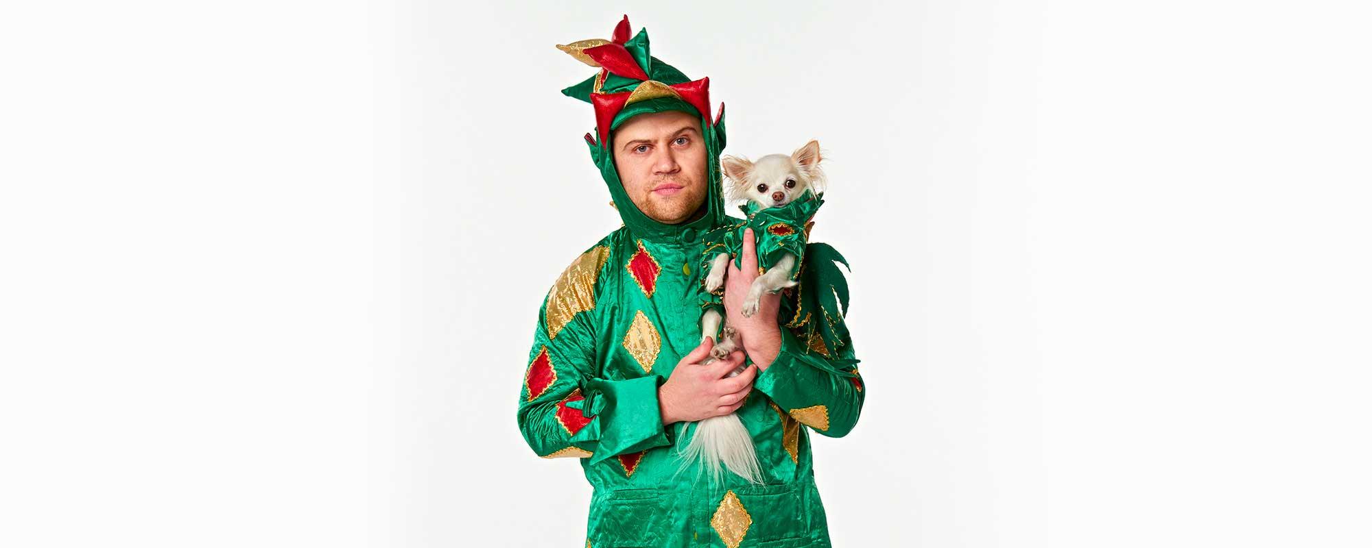 Piff the Magic Dragon show show