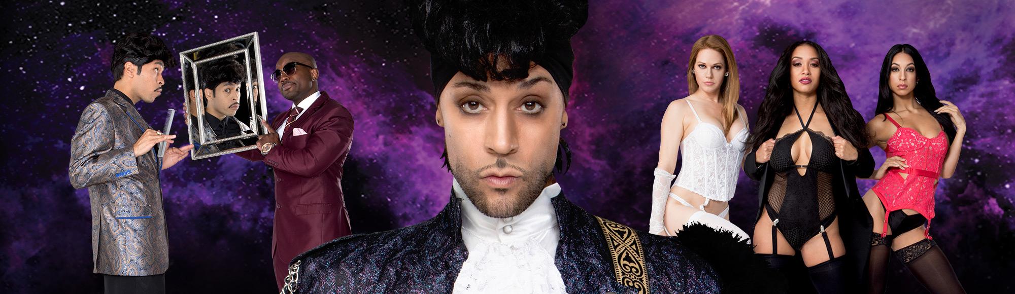 Purple Reign, THE Prince Tribute Show Show Las Vegas: Tickets