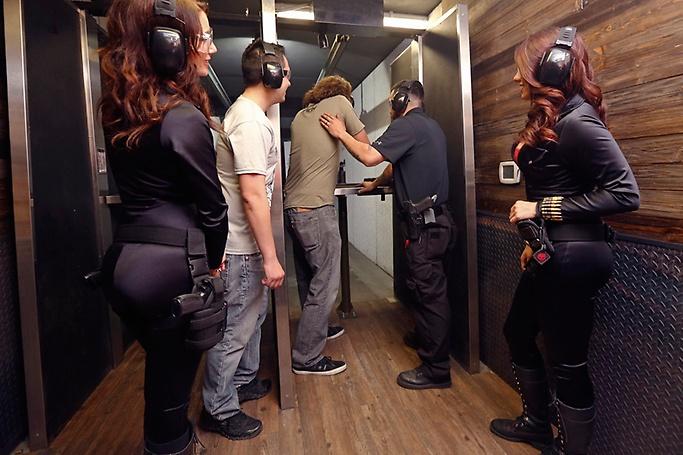 Machine Guns Vegas - Machine Gun Vegas