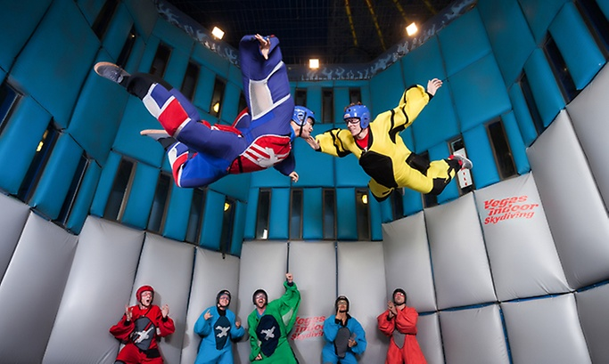 Vegas Indoor Skydiving - Vegas Indoor Skydiving
