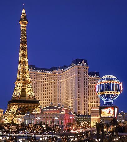 Las Vegas Luxury Hotels - Rooms & Suites - Paris Las Vegas