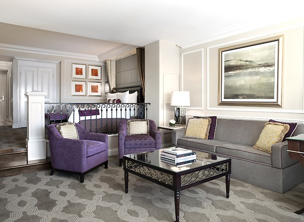 The Venetian Luxury Suite