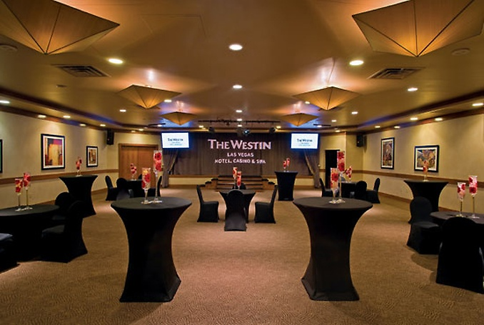 Cypress Room event space