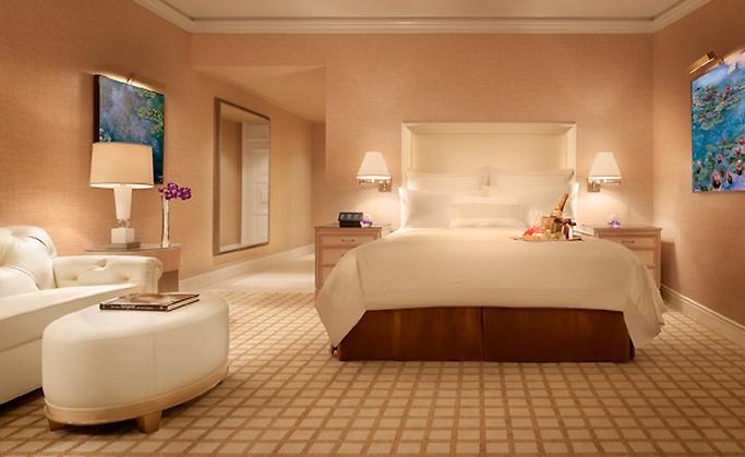 Wynn Resort King - Check in at Wynn Resort