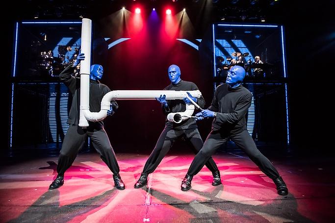 Blue Man Group - Blue Man Group Las Vegas