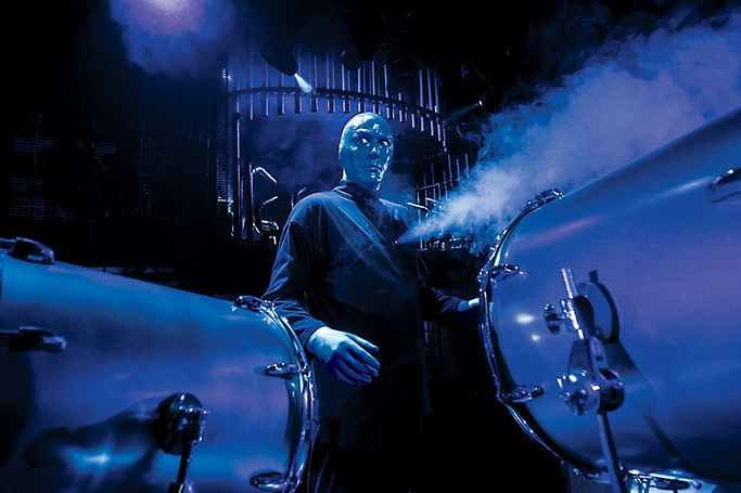 Blue Man Group - Blue Man Group On-Stage Experience