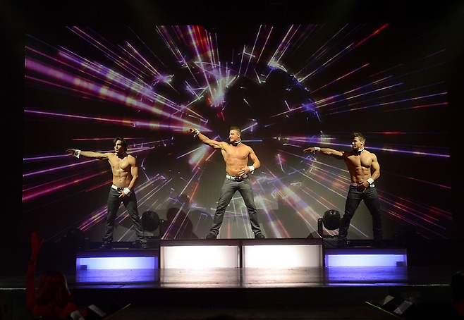 Chippendales - Chippendales