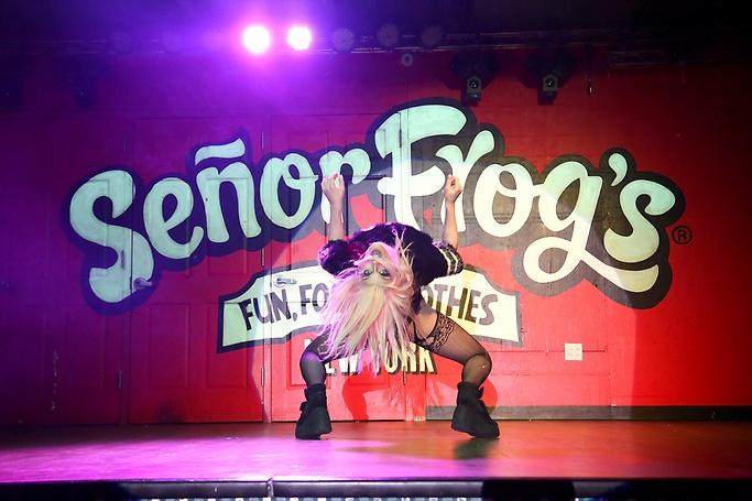 Drag Brunch at Senor Frog's - Liquid Drag Show at Senor Frogs