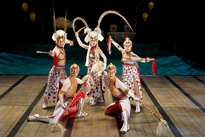KÀ by Cirque du Soleil - KÀ