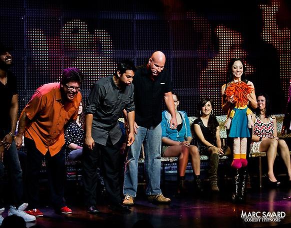 MARC SAVARD Comedy Hypnosis - Marc Savard Comedy Hypnosis