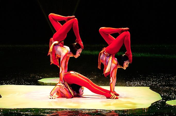 O by Cirque du Soleil - O by Cirque du Soleil