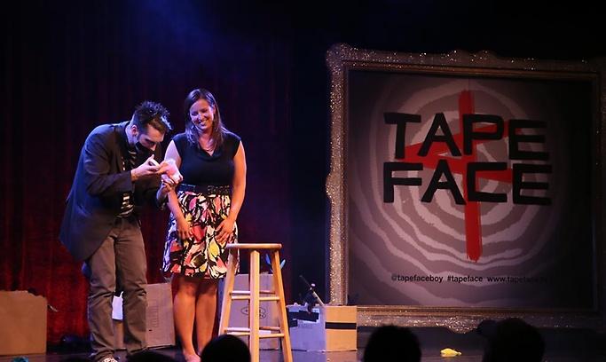 Tape Face - Tape Face