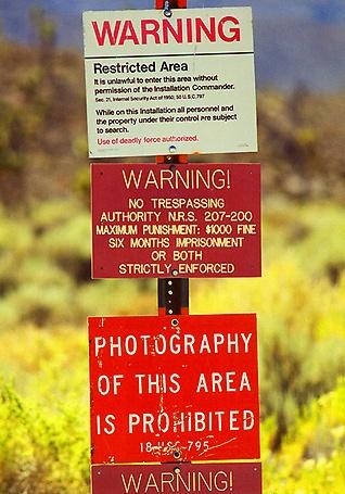Area 51 Tour - Area 51