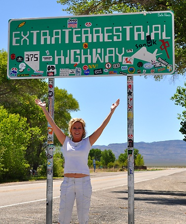 Area 51 Tour - Extraterrestrial Highway