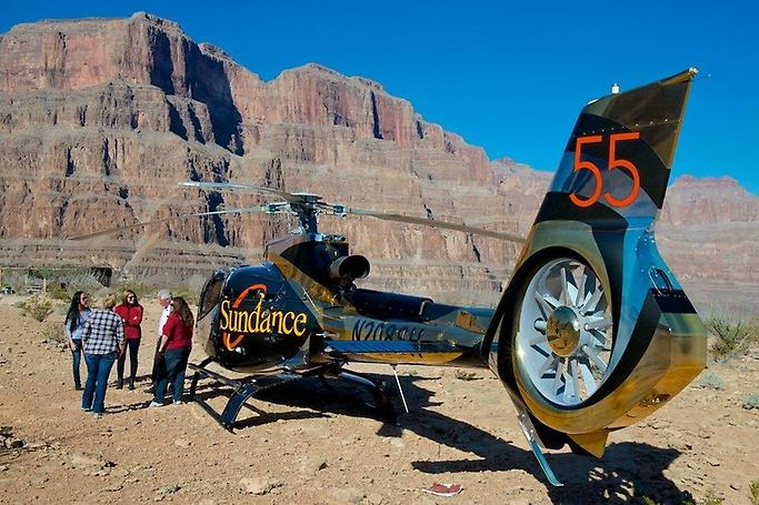 Grand Canyon Picnic