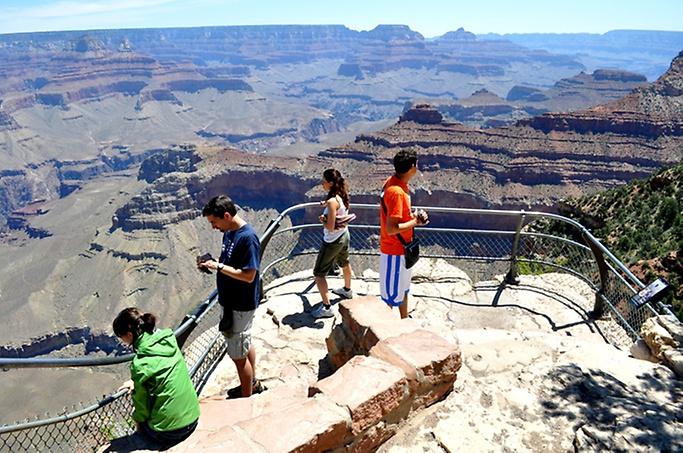 Grand Canyon South Rim VIP Tour - Grand Canyon South Rim Vip Coach