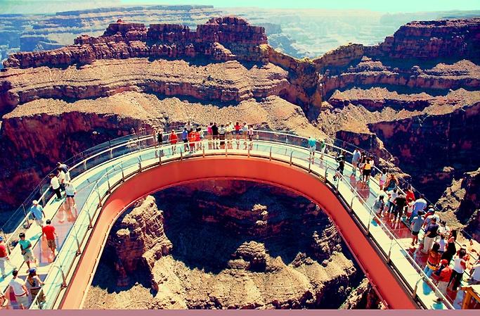 Grand Canyon West Rim 5 in 1 - Grand Canyon West Rim 5 in 1 Tour