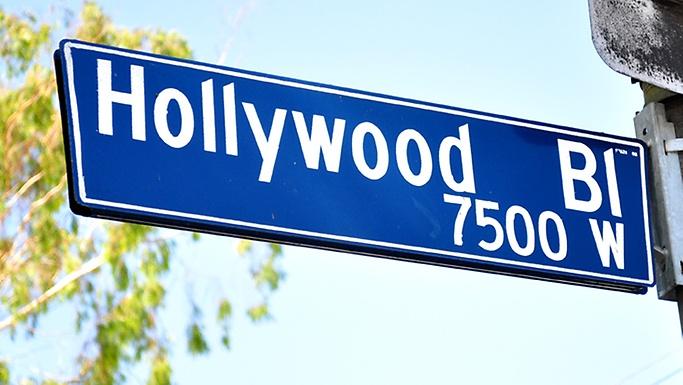 Hollywood Tour - Hollywood Boulevard Sign