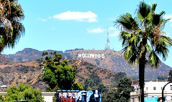 Hollywood Tour - Hollywood Sign