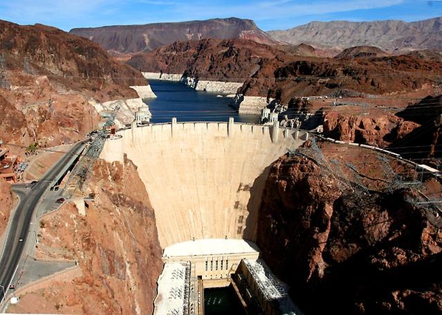Hoover Dam VIP Tour - Hoover Dam