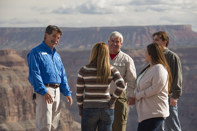 West Rim and Hoover Dam Combo Tour - Grand Canyon Hoover Dam Combo Tour