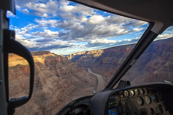 Grand Canyon West Rim Drive Fly Float Tour