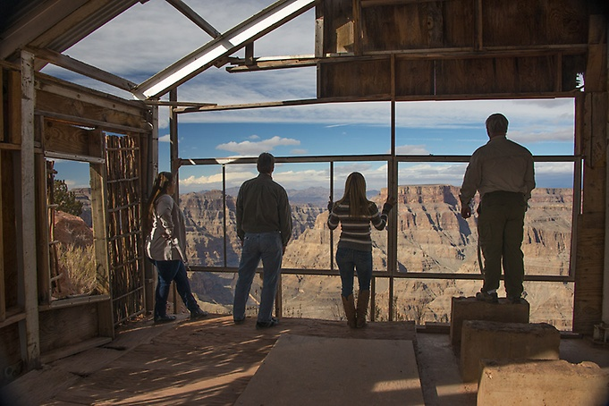 Grand Canyon West Rim Tour
