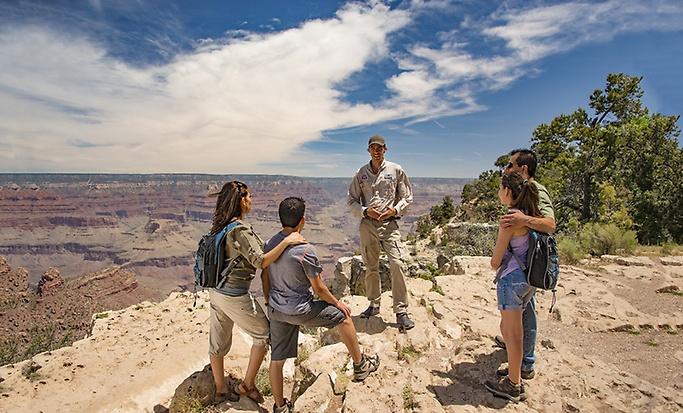 Grand Canyon South Rim - Grand Canyon South Rim Tour